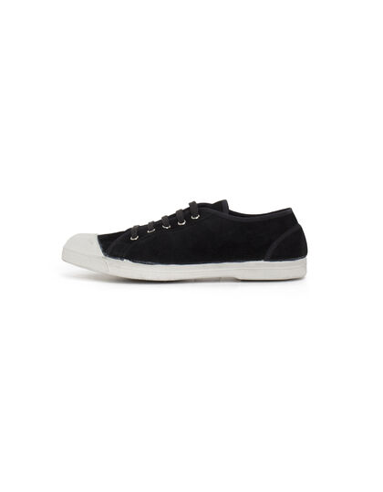 Men's black trainers - IKKS Men